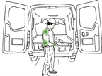 <p>Improper ergonomic behavior can result in musculoskeletal injuries, which account for more than one third of all lost-workday cases, according to the U.S. Department of Labor Occupational Safety and Health Administration.</p>