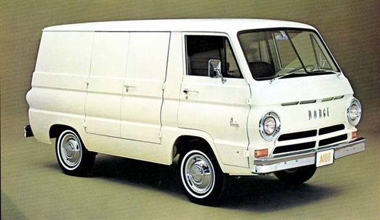 1970 Dodge Van