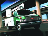 2005 Kodiak & TopKick Gain 4x4 Capability