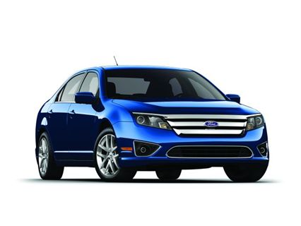 2011 Ford Fusion Hybrid Named Fleet Car Of The Year