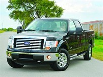 2011 Ford F-150 Wins Fleet Truck of the Year