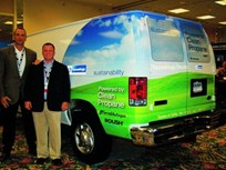 ThyssenKrupp Elevator Test Drives Propane Vehicles