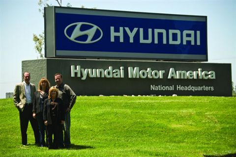 Hyundai seeks to expand its commercial fleet market share for Hyundai motor finance usa