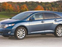 Passenger Car Optimized: All-New Toyota Venza
