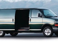 Chevrolet & GMC Announce 2011-MY CNG & LPG Vans for Fleets