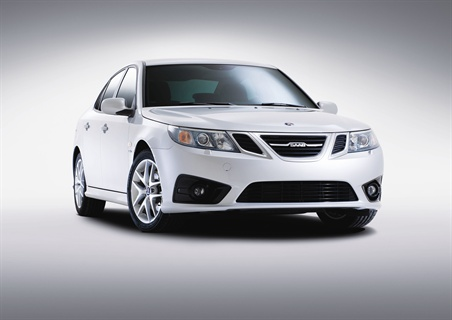 <p>The MY-2012 Saab 9-3 Griffin range has new front bumpers,