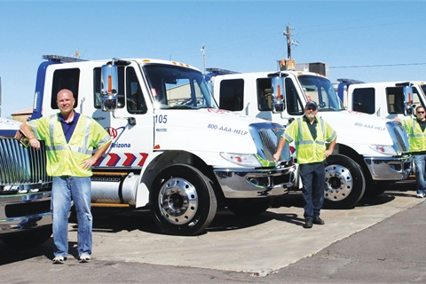 AAA Arizona works to make the roads safer with new equipment and training.