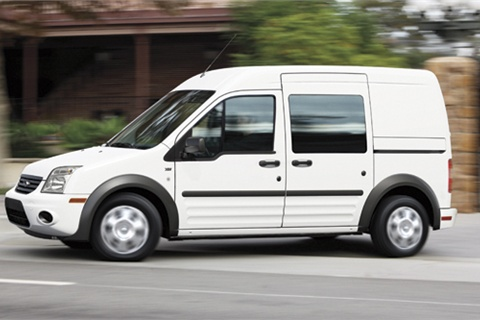 Getting into Vans  Business Fleet