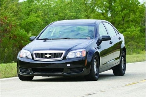 <p>Chevrolet Caprice PPV. Photo: Michigan State Police</p>