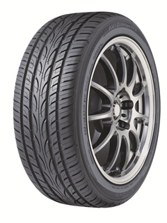 "In February, Yokohama released its newest run-flat, the AVID ENVigor ZPS (for ""Zero Pressure System""). The tire is available in five sizes and is meant for vehicles such as the BMW 3 and 5 Series and the Mini Cooper. The tire uses a low heat-generating compound and sidewall reinforcement to support the weight of the vehicle during loss of air pressure, and was designed to help mitigate rideability and fuel economy issues."