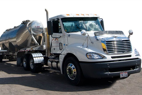 Modern Transportation's 400 drivers pick up and deliver wet/dry raw materials to manufacturing customers with the use of 300 tractors and 500 trailers.