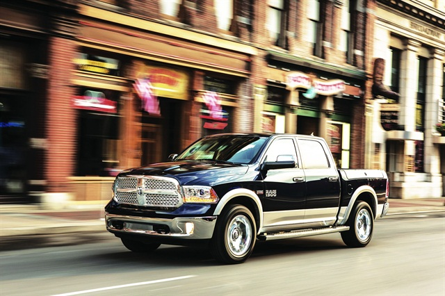 """Our new Ram was engineered for maximum uptime, low cost of ownership, optimumperformance, and enhanced commercialcapability.""-Jim Sassorossi, Chrysler Group director of fleet sales"
