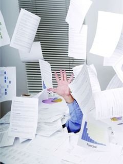 too much or too useless Too much information how to cope with data overload another survey suggests that most managers think most of the information they receive is useless in this section.