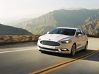 2017 Fleet Car of the Year: Ford Fusion