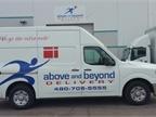 Delivery Fleet's Van Reaches 500,000 Miles
