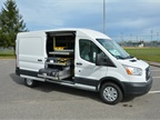High-Roof Vans Set New Productivity, Efficiency Standards