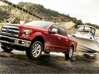Ford F-150 Wins 2016 Fleet Truck of the Year