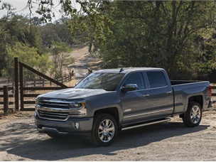 GM's Chevrolet 2017-MY Fleet-Only Options