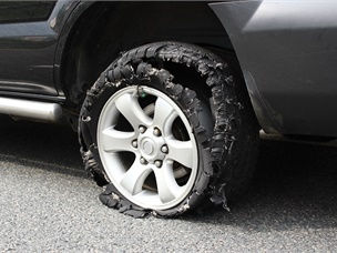 Preventing Tire Blowouts in the Summer Heat