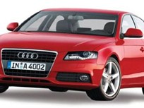 Audi Introduces 2009 A4 to Fleet