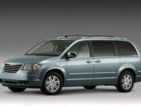 All Aboard the All-New 2008 Chrysler Flex-Fuel Minivans