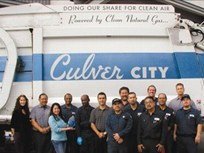 CNG Fuels 'Green' Victory for Culver City