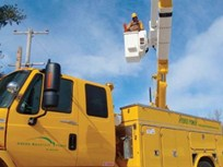 Green Fleet: Green Mountain Power Deploys First Hybrid Bucket Truck
