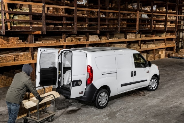 Euro-style vans, like the Ram ProMaster City,  offer more cargo room