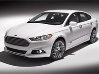 Ford Fusion Charms Fleets a Third Time
