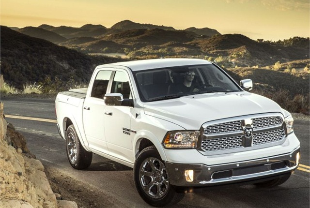 photo courtesy of ram - Dodge Ram 1500 2014