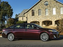 2013 Avalon Reimagines Luxury Vehicle