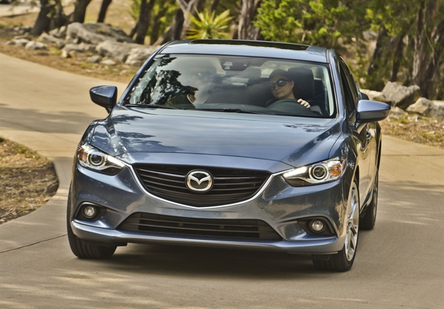 AF Managing Editor Lauren Fletcher was among the journalists who put the new Mazda6 through the hill country of Austin, Texas.
