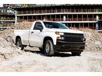 Chevrolet Silverado 1500 Enters Next Generation
