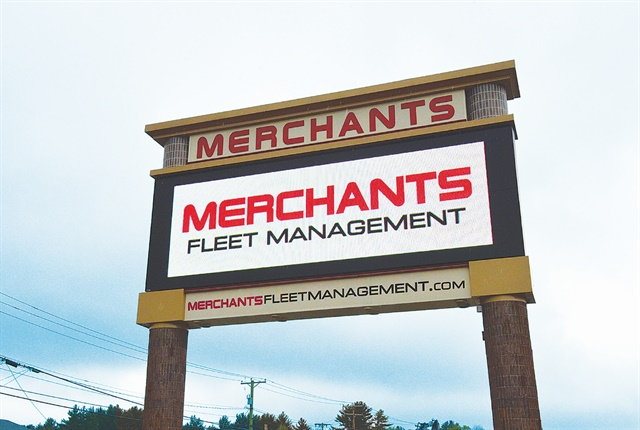Photo courtesy of Merchants Fleet Management.