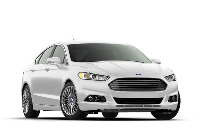 Photo courtesy of Ford.  sc 1 st  Automotive Fleet & 2014 Ford Fusion Wins Car of the Year - Articles - Vehicle ... markmcfarlin.com