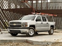 2014 Chevrolet Silverado 1500 Wins Truck of the Year