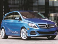 Mercedes-Benz Showcase: 2014 B-Class Electric Drive