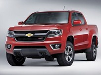 Chevrolet Re-enters Mid-Size Pickup Market with Colorado
