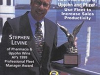 1999 Fleet Manager of the Year Improves Productivity
