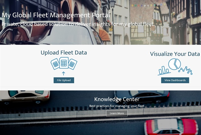 ALD|Wheels Alliance Global Reporting Tool is cloud-based and helps clients manage global fleet whether company-owned or leased from multiple partners.