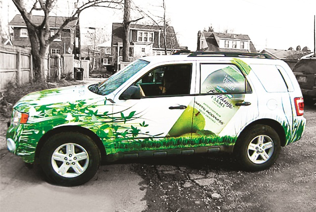 Tips for Vehicle Fleet Branding