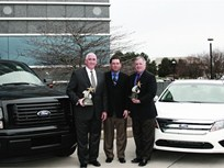 Fusion and F-150 Remain Fleet Favorites in 2011