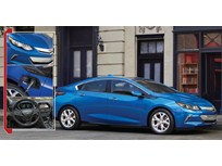 Chevrolet Volt: More Range, More MPG, More Fun