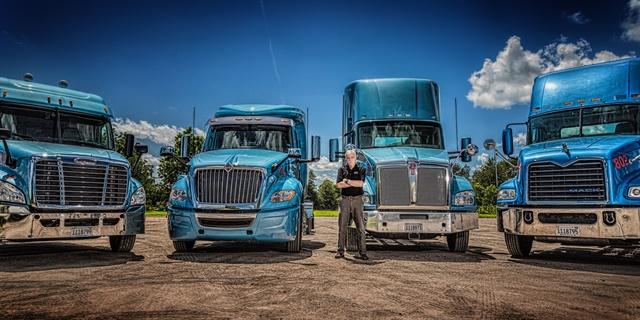 <p><strong>Terry Kilpatrick is president of Billy Barnes Enterprises.</strong> <em>Photo by Corey McDonald</em></p>