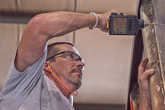 <p><strong>With very short runs and a lot of loading and unloading, Billy Barnes' maintenance routines are a cornerstone of the operation's longevity and profitability.</strong> <em>Photo by Corey McDonald</em></p>