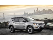 New Jeep Compass Has Room to Spare