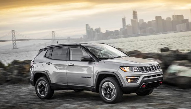 Photo: Jeep Compass