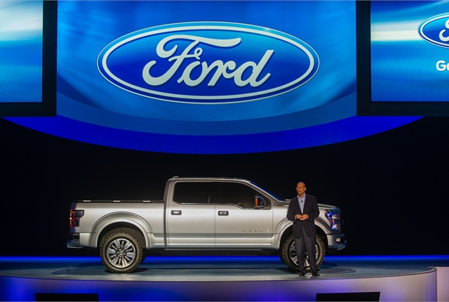 Gallery ken czubay vice president marketing sales for Ford motor company warranty information