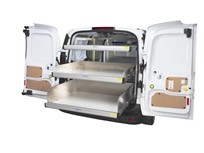 Innovative Work Van Upfit Applications