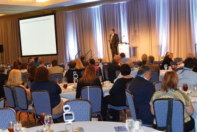 Photo of the 2015 Fleet Safety Conference courtesy of Chris Wolski